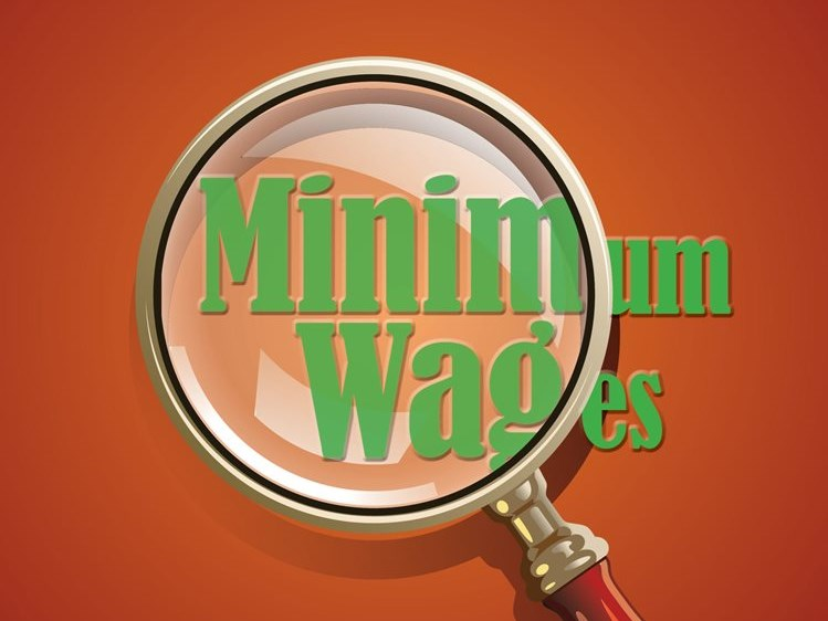 Date for minimum wage implementation