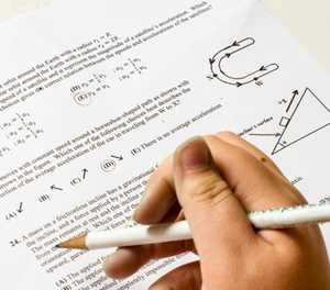 Cheating: Grade 12's cautioned