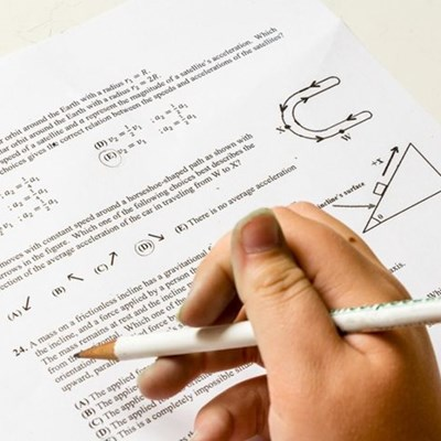 Cheating: Grade 12s cautioned