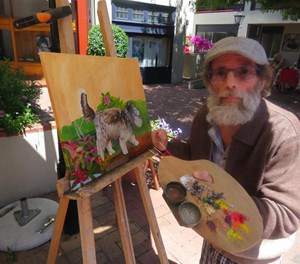 Art that throbs in Knysna