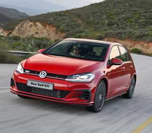 Next Volkswagen GTI could pack moresavage grunt