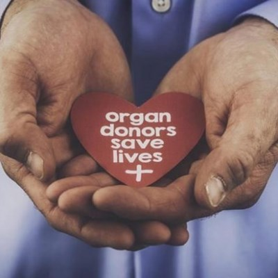 Donate an organ and save a life