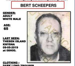 Businessman still missing