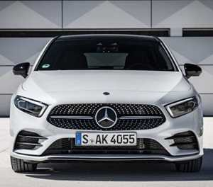 Mercedes A-Class SA's Car of the Year
