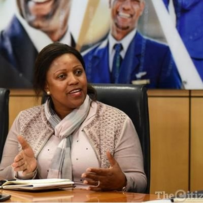 'Delinquent' ex-SAA chair Myeni may face criminal charges