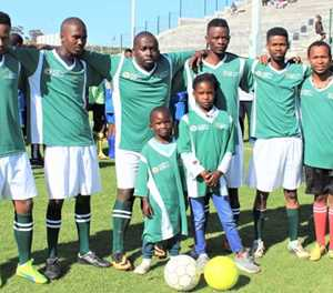 Mayoral Soccer Cup in Mossel Bay