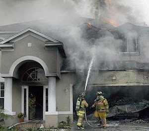 Reduce the risks of residential fire damage
