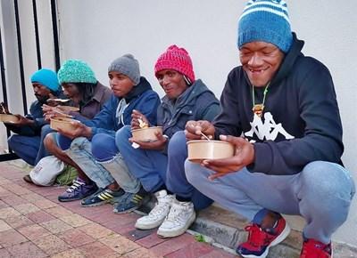 Mededeelsaamheid op Mandela dag