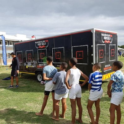 Skills project to uplift junior rugby