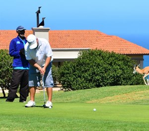 Mossel Bay a paradise for golfers
