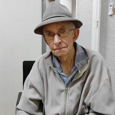 Spoorwegman word 90 jaar