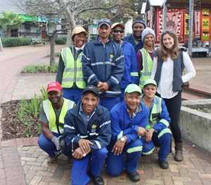 Planting a better picture of Knysna