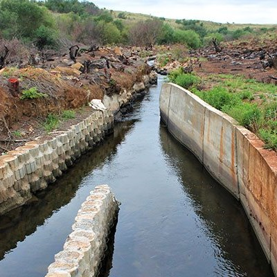 'Agriculture must take responsibility for water conservation'