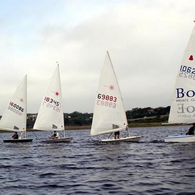 Sailing season ends with Sail Past