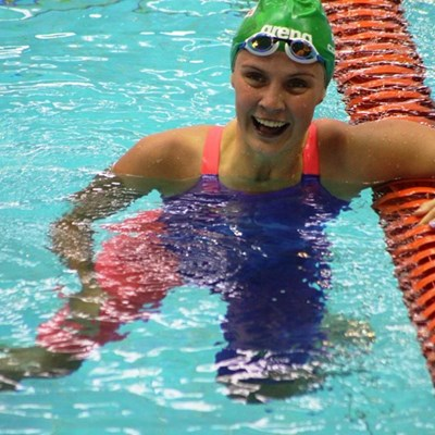 Schoenmaker and Sadie post new qualification times