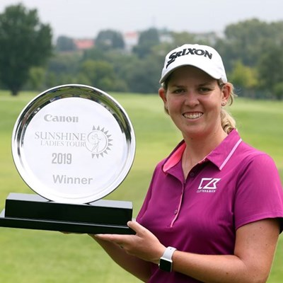 Buhai banks number 10 in Canon Sunshine Ladies Tour Open