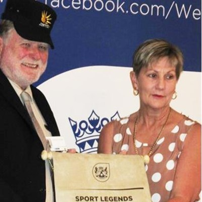 Chess devotee named a Sport Legend