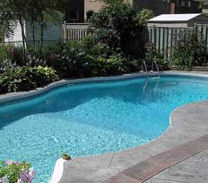 Practise water conservation with your pool