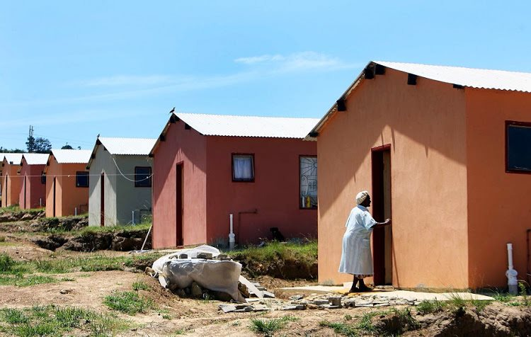 Update of George municipal RDP housing projects underway | George Herald