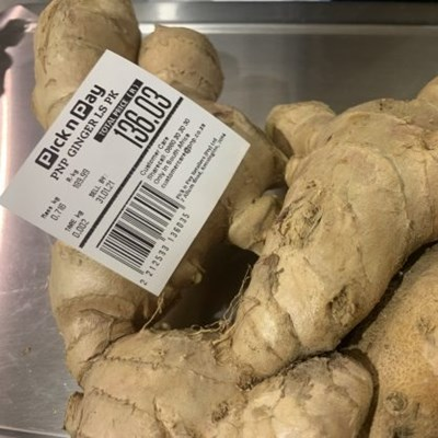 R400 for a kilo of ginger? Retailers respond to root of skyrocketing prices