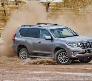 All-new Toyota Prado unveiling pushed back to 2022
