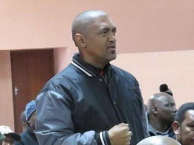 Intimidation case against cop to start in April