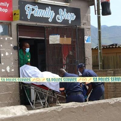 Ethiopiër dood in huiswinkel gevind