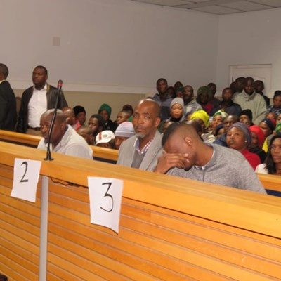 Molosi murder trial continues