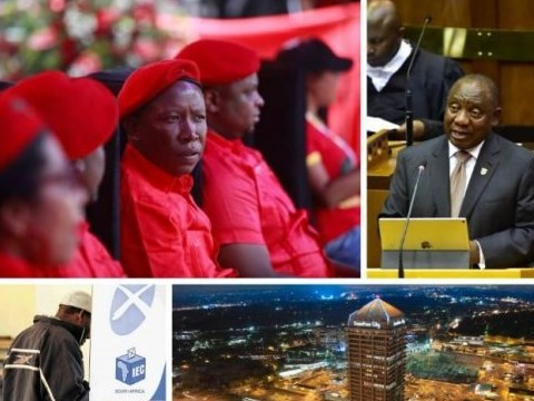 Elections: What South Africans are Googling