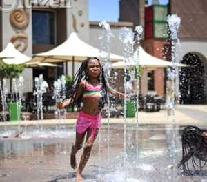 Gauteng heatwave finally over