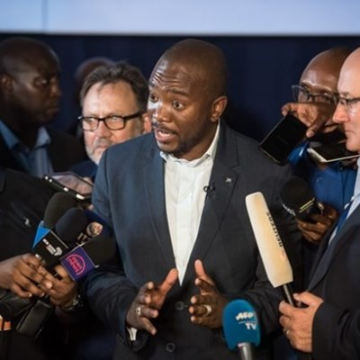Maimane: Ramaphosa's cabinet places ANC ahead of SA's people