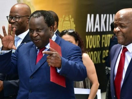 SA finance chief bemoans 'madness' of Eskom debt