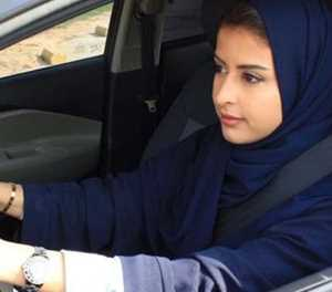Saudi gives women drivers the wheel