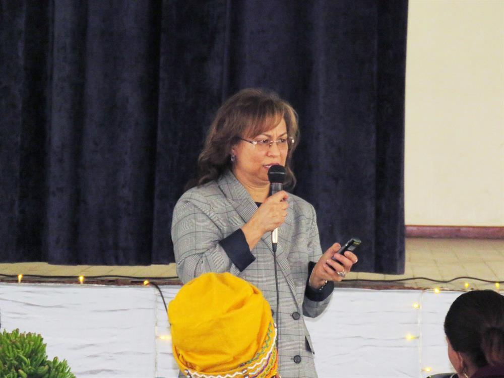 Seminar inspires women