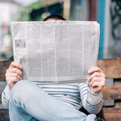 Newspaper blues
