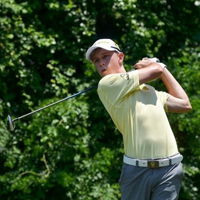 Schaper sprints to African Amateur lead