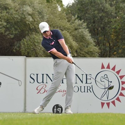 Sargent leads field at IGT Race to Q-School
