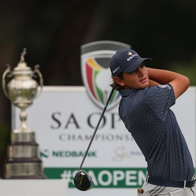 Another historic milestone for Jarvis at SA Open