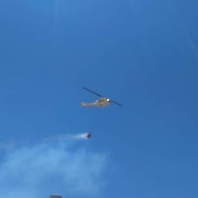 Mossel Bay fire contained