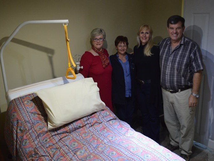 Palliative care centre offered to Cansa