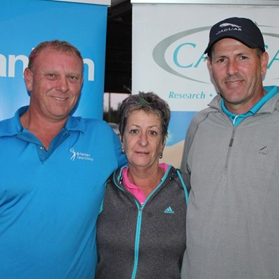 Golf day for Cansa at Rooirivierrif