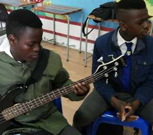 Young music makers
