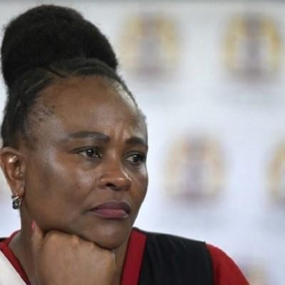 Mkhwebane accuses executive, judiciary, MPs of persecuting her