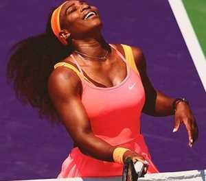 Osaka powers past Serena in Miami