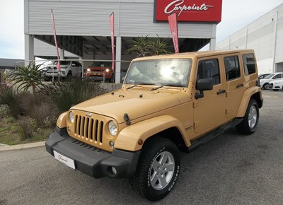 Tavcor Carpointe  | Pick of the Week | Jeep Wrangler 3.6