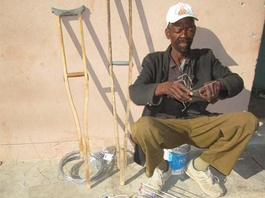 Former farmworker emerges as artist