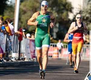 Eden triathlete 4th in world champs