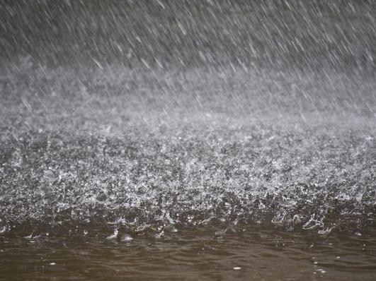 Disruptive rain predicted