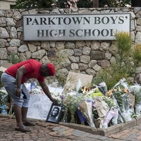 Grade 8 Parktown Boys High pupil gives eyewitness account of what happened to Enock Mpianzi