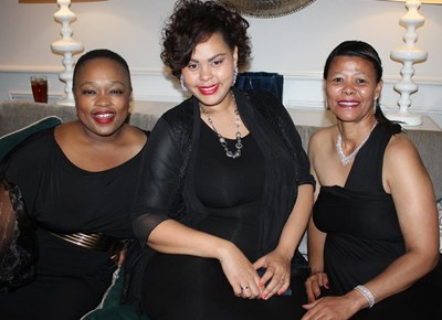 Black & Bling at ACSA's Feather Awards